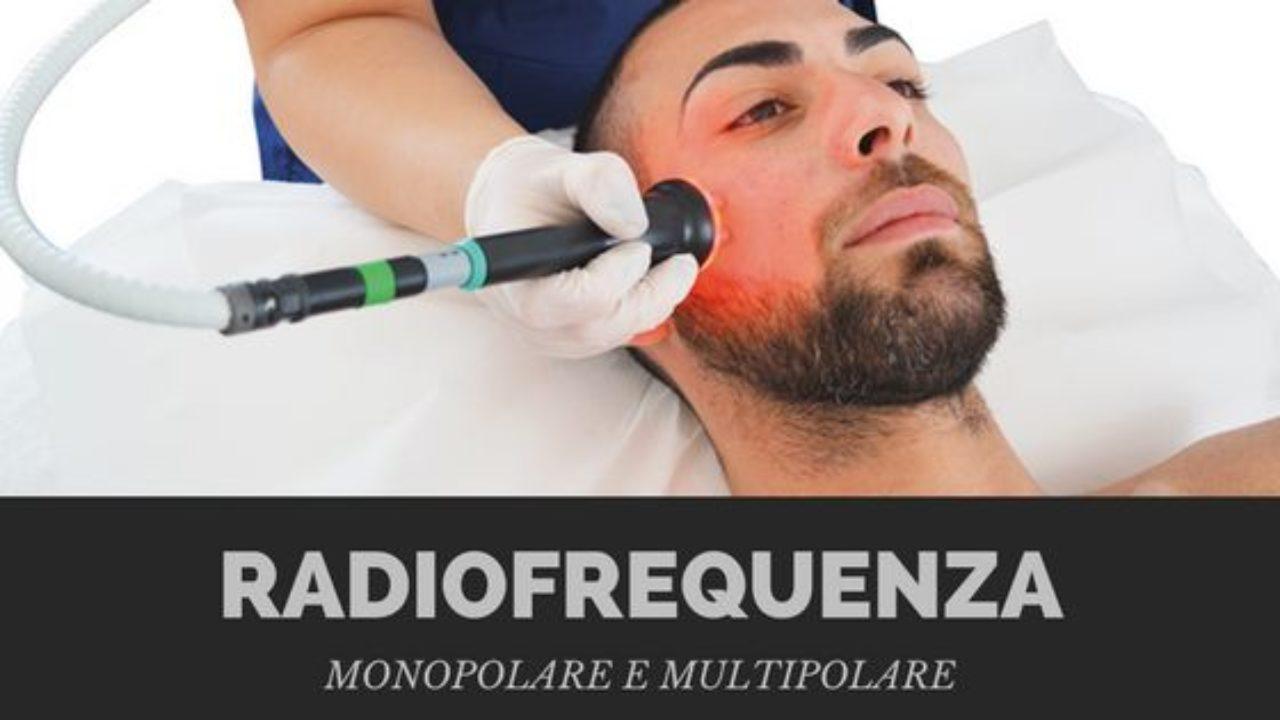 Differenza tra la radiofrequenza monopolare e multipolare!